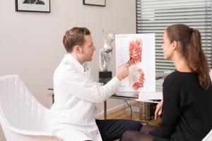 Sprechstunde plastisch-ästhetische Chirurgie