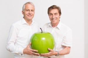 ZA Bernd Knoch und Dr. med. dent. Guido Wegner