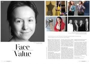 Face Value im Top Magazin Bonn