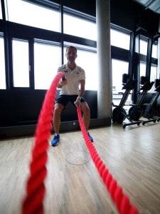 Markus-Klingenberg-Training
