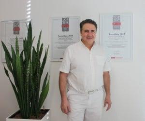 Dermatologe-Uwe-Reinhold-Auszeichnungen