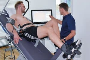 Diagnostik-Stress-Ultraschall-Herz