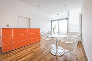 Praxisraum Bonn Beta Klinik